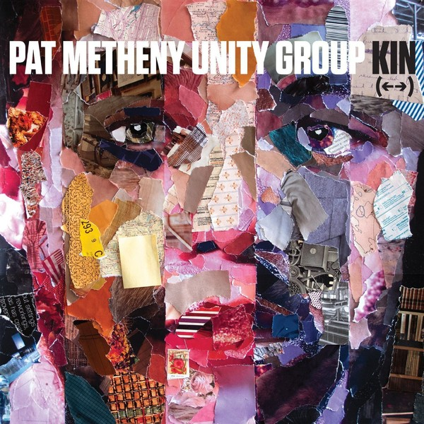 Pat Metheny Pat Metheny - Kin (3 LP) pat metheny group the way up live