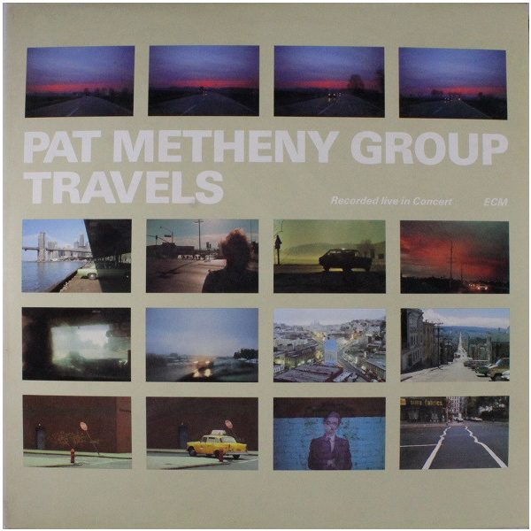 Pat Metheny Pat Metheny - Travels (2 LP) pat metheny group the way up live