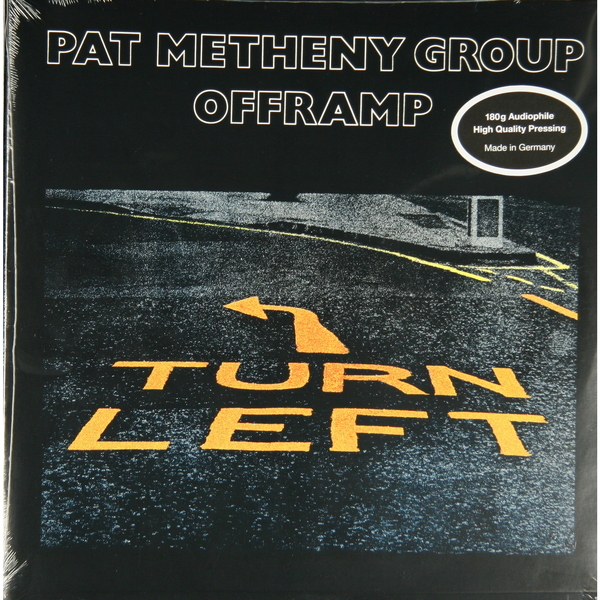 Pat Metheny Group Pat Metheny Group - Offramp (180 Gr) pat metheny group we live here live in japan