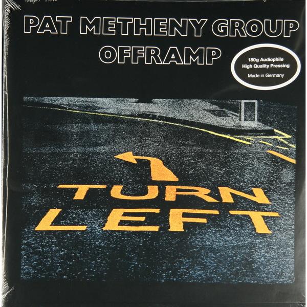 все цены на Pat Metheny Group Pat Metheny Group - Offramp (180 Gr)