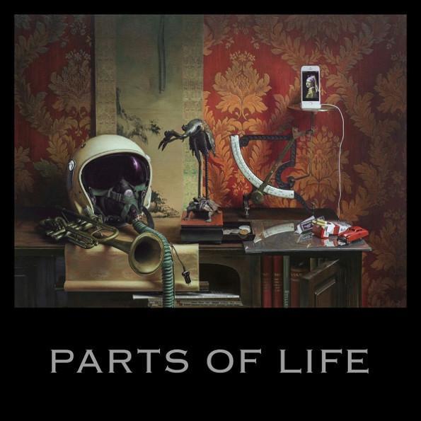 Paul Kalkbrenner - Parts Of Life (2 Lp + Cd, 180 Gr)