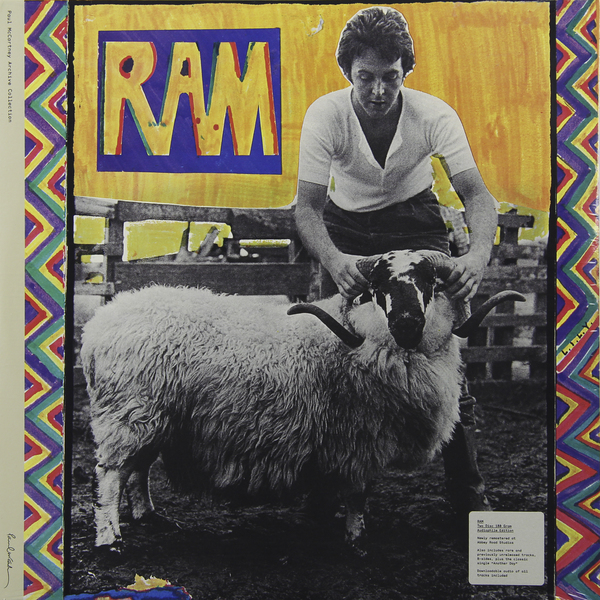 Paul Mccartney Paul Mccartney - Ram (2 LP) paul mccartney paul mccartney tug of war 2 lp