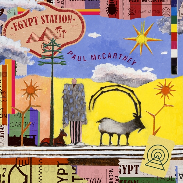Paul Mccartney Paul Mccartney - Egypt Station - Deluxe (2 LP) paul mccartney paul mccartney mccartney 2 lp 180 gr