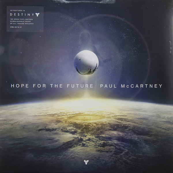 купить Paul Mccartney Paul Mccartney - Hope For The Future (180 Gr)
