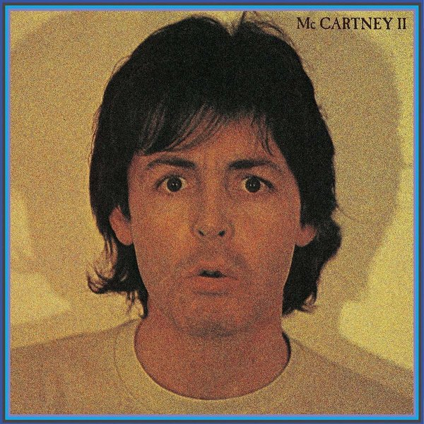 Paul Mccartney Paul Mccartney - Mccartney Ii серьги diva diva di006dwzgk63
