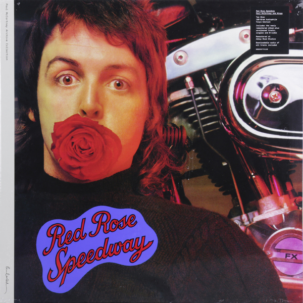 Paul Mccartney Paul Mccartney Wings - Red Rose Speedway (2 LP) пол томас сандерс paul tomas saunders beautiful desolation 2 lp