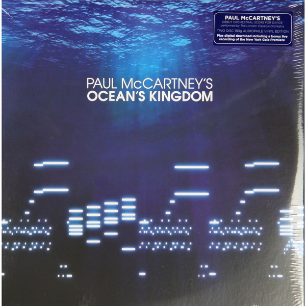 Paul Mccartney Paul Mccartney - Ocean's Kingdom (2 Lp, 180 Gr) paul kalkbrenner paul kalkbrenner guten tag 2 lp