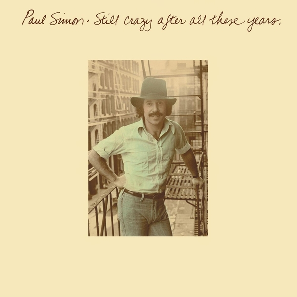 Paul Simon Paul Simon - Still Crazy After All These Years (180 Gr) guano apes guano apes proud like a god 180 gr colour