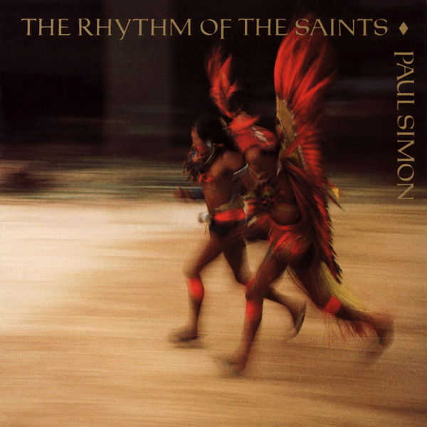 Paul Simon Paul Simon - The Rhythm Of The Saints city of saints