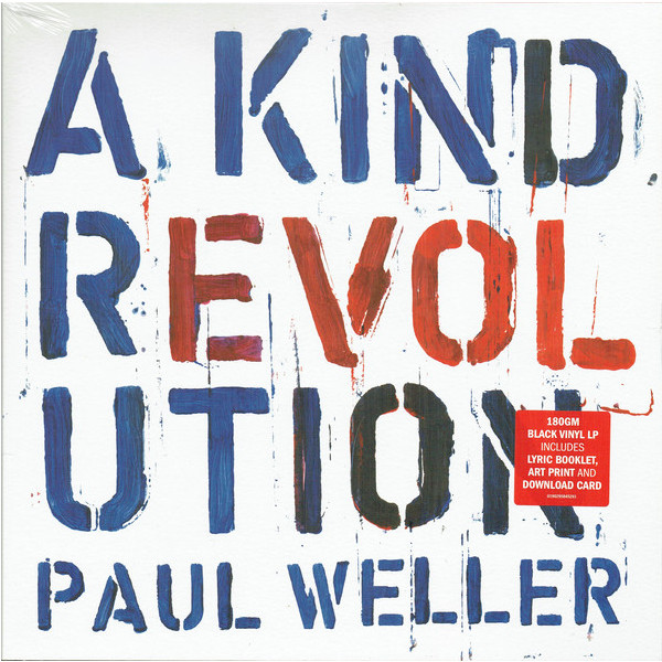 Paul Weller Paul Weller - A Kind Of Revolution (180 Gr) paul weller paul weller saturns pattern