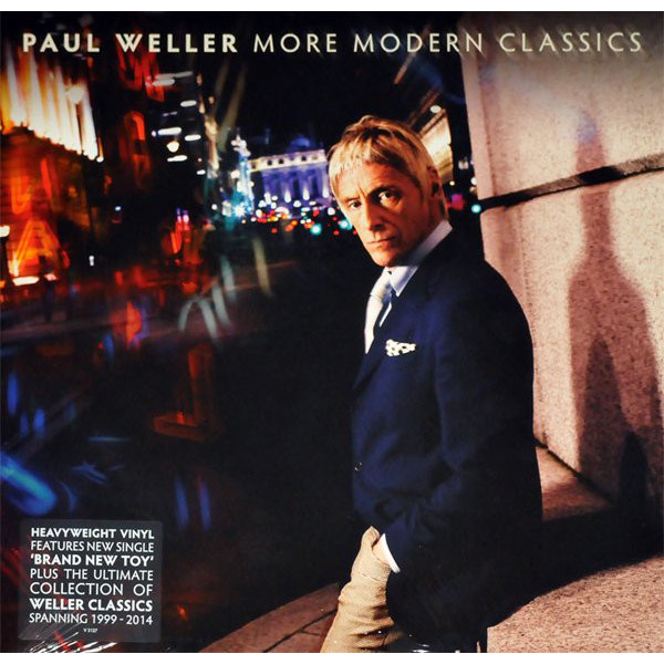 Paul Weller Paul Weller - More Modern Classics (2 LP) paul weller paul weller saturns pattern