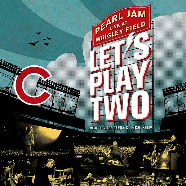 Pearl Jam Pearl Jam - Let's Play Two (2 LP) цена и фото