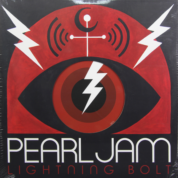 Pearl Jam Pearl Jam - Lightning Bolt pearl jam let s play two dvd cd