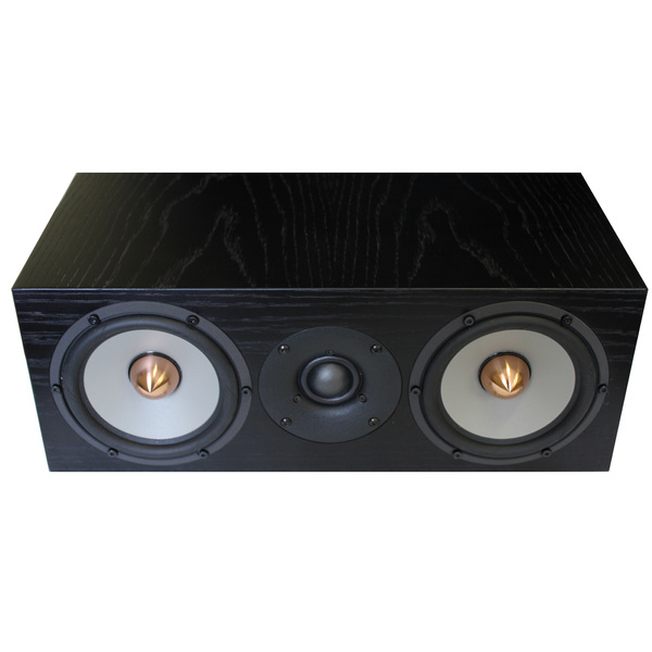 Центральный громкоговоритель Penaudio Cenya Centre Black Ash акустика центрального канала paradigm prestige 45c black walnut