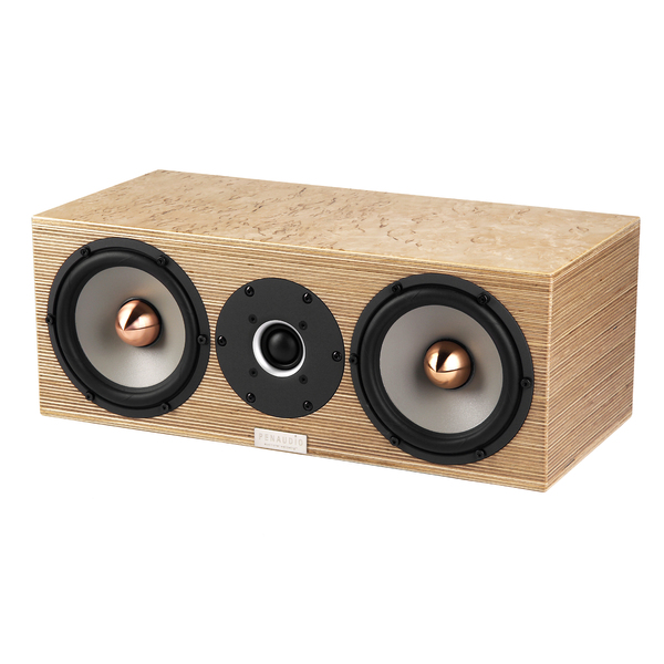 Центральный громкоговоритель Penaudio Cenya Centre Signature Karelian Birch centre speaker