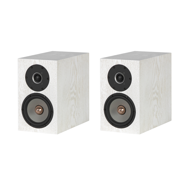 Полочная акустика Penaudio Cenya Signature White Ash напольная акустика penaudio serenade signature black ash