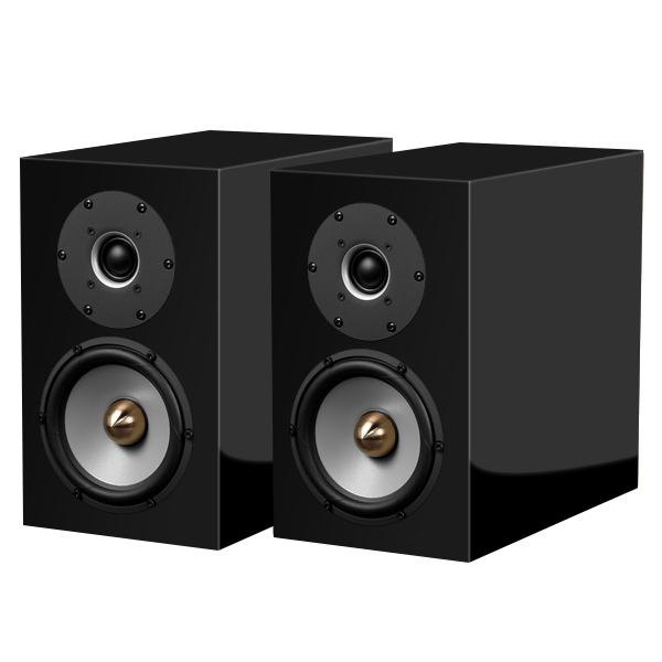 Полочная акустика Penaudio Cenya Signature Black Piano (уценённый товар) полочная акустика kef c3 black уценённый товар