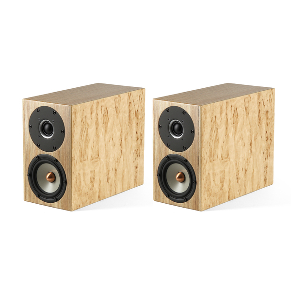 Полочная акустика Penaudio Charisma Signature Karelian Birch полочная акустика penaudio cenya signature birch