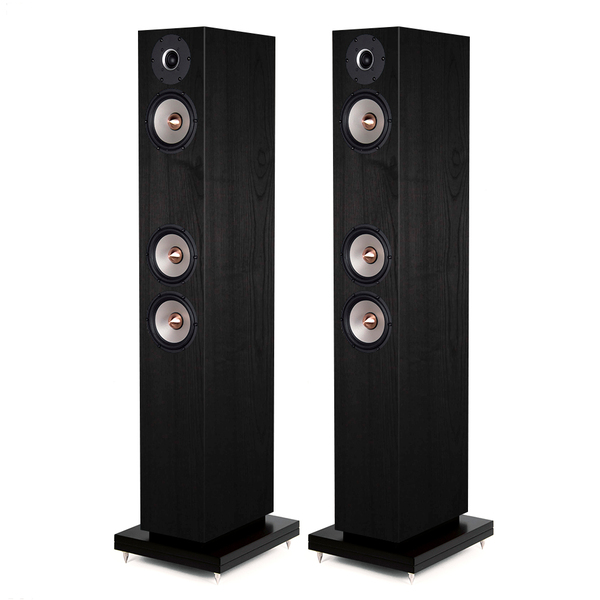 Напольная акустика Penaudio Serenade Signature Black Ash акустика центрального канала mt power elegance center black