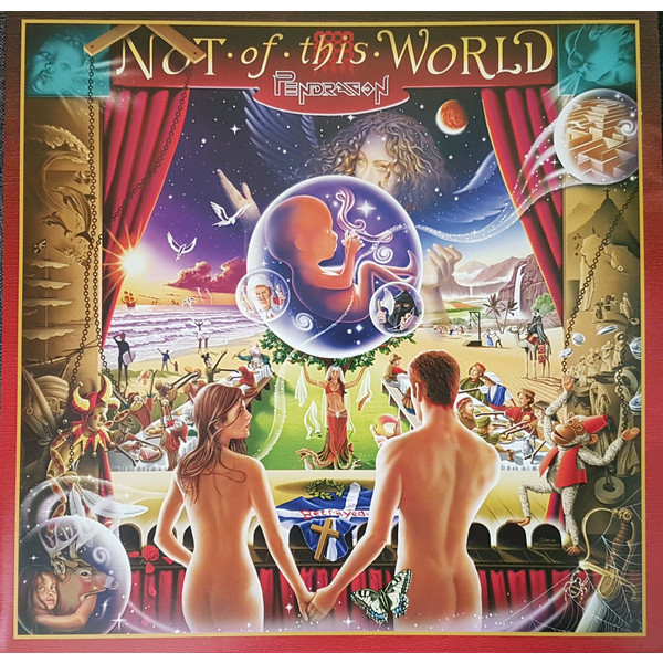 Pendragon Pendragon - Not Of This World (2 LP) купить дешево онлайн