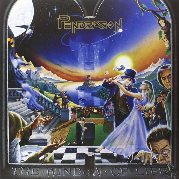 Pendragon Pendragon - The Window Of Life (2 LP) купить дешево онлайн