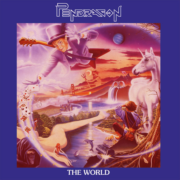 цены на Pendragon Pendragon - World (2 LP) в интернет-магазинах