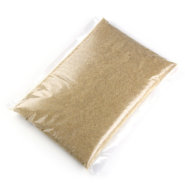 Песок для засыпки стоек