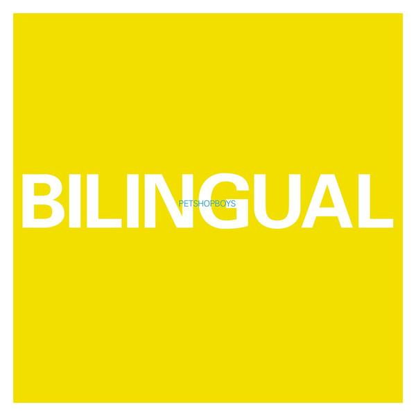 Pet Shop Boys - Bilingual (180 Gr)