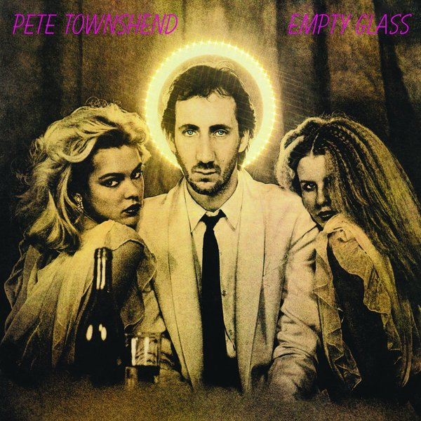 Pete Townshend - Empty Glass (coloured)