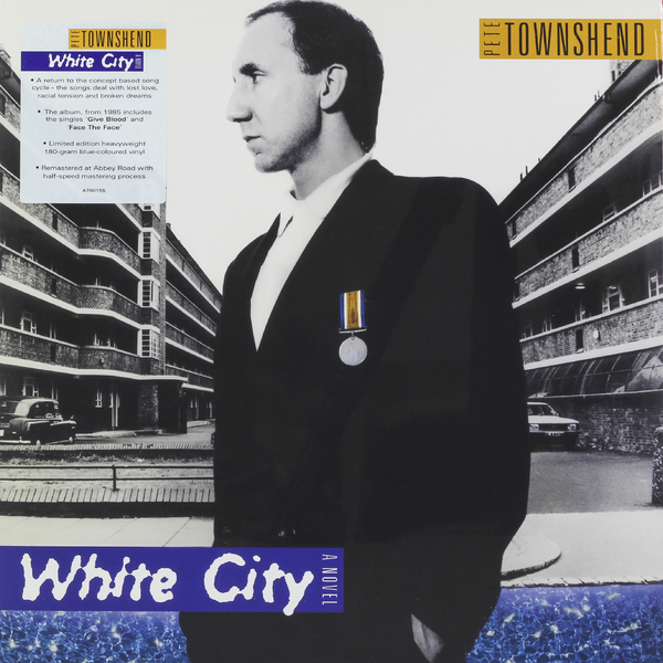Pete Townshend Pete Townshend - White City: A Novel (coloured) kinston heart of the ocean pattern pu leather full body case w stand for motorola moto g