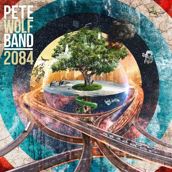 Pete Wolf Band - 2084 (2 LP)