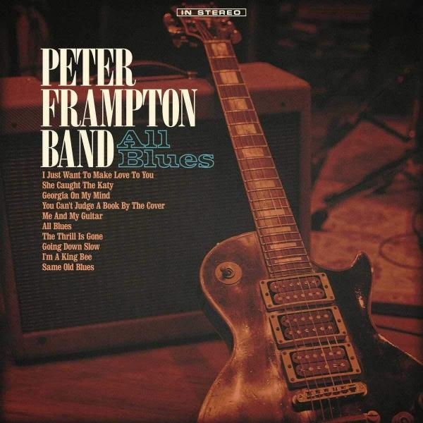 Peter Frampton Peter Frampton - All Blues (2 LP) кольцо пандора