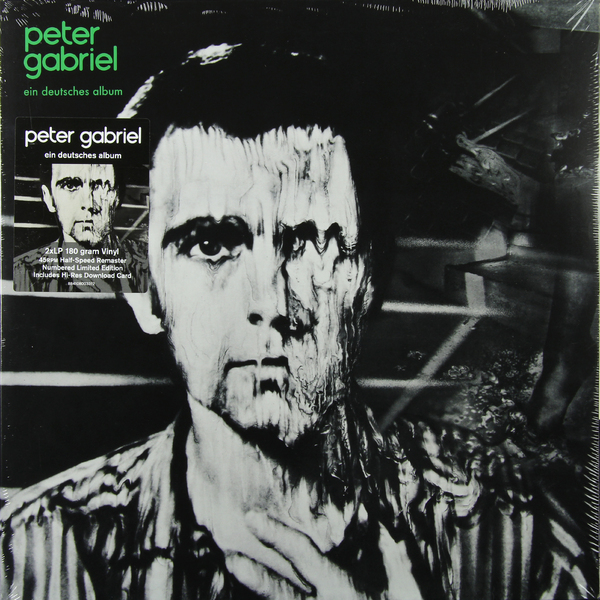 Peter Gabriel Peter Gabriel - Peter Gabriel 3: Ein Deutsches Album (2 LP) peter gabriel live in athens 1987 play the videos blu ray dvd