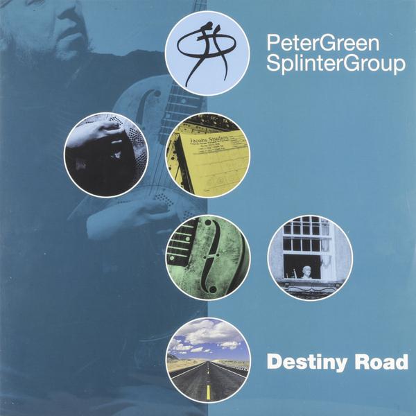 Peter Green Peter Green - Destiny Road (2 LP) peter hook peter hook hacienda classical 2 lp 180 gr