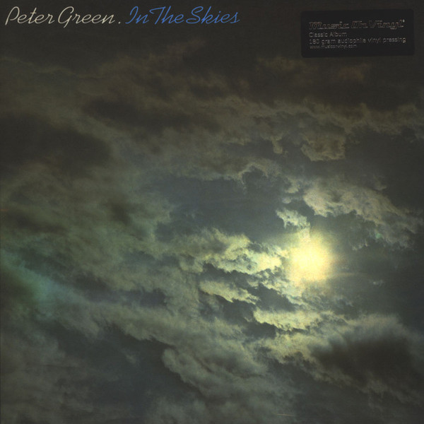 Peter Green Peter Green - In The Skies peter straub in the night room