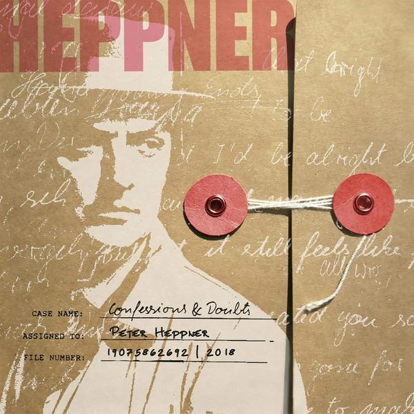 Peter Heppner Peter Heppner - Confessions Doubts (180 Gr) peter hook peter hook hacienda classical 2 lp 180 gr