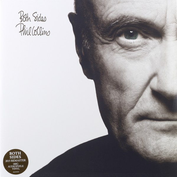 Phil Collins Phil Collins - Both Sides (2 LP) phil collins the singles 2 cd