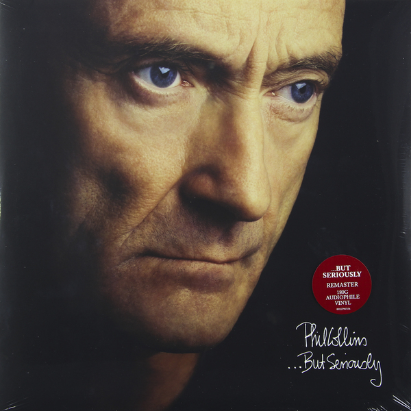 цена на Phil Collins Phil Collins - But Seriously (2 Lp, 180 Gr)