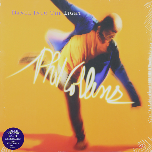 Phil Collins Phil Collins - Dance Into The Light (2 LP) cd phil collins the essential going back