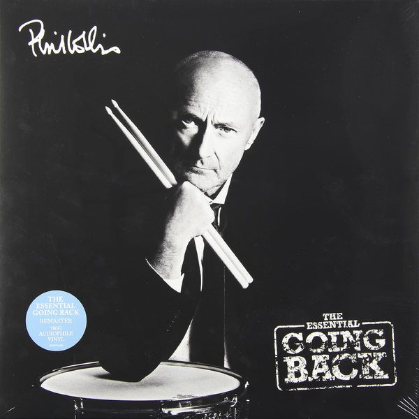 Phil Collins Phil Collins - The Essential Going Back (180 Gr) phil collins dance into the light 2 lp