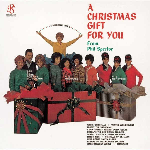 Phil Spector Phil Spector - A Christmas Gift For You From Phil Spector фил коллинз phil collins testify 2 lp