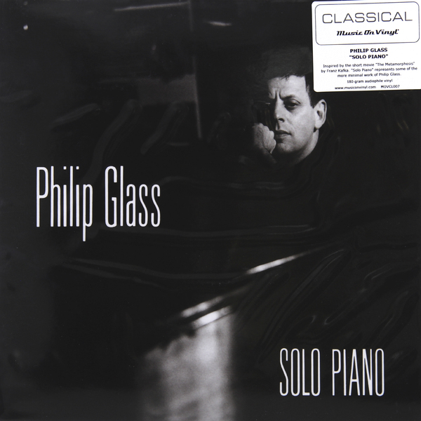 Philip Glass Philip Glass - Solo Piano (180 Gr) philip laurence plfcs2134m
