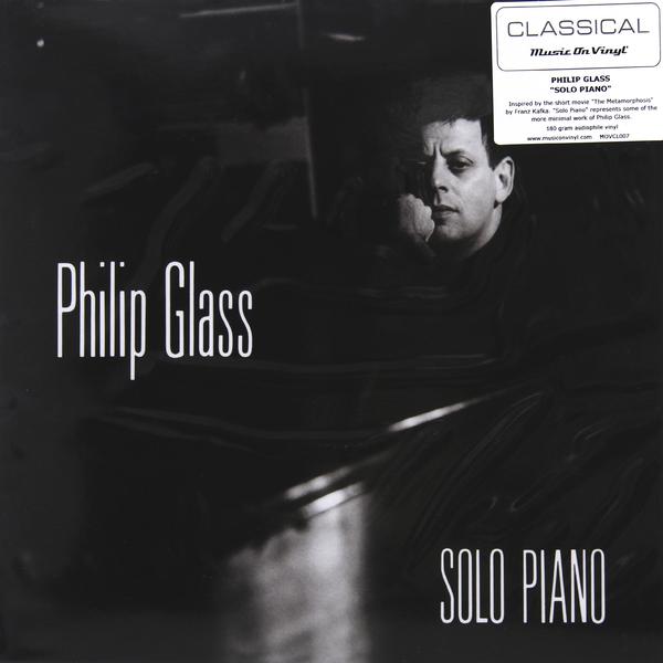 Philip Glass Philip Glass - Solo Piano (180 Gr) все цены