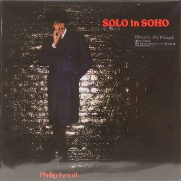 Philip Lynott Philip Lynott - Solo In Soho counterfeit worlds philip k dick on film