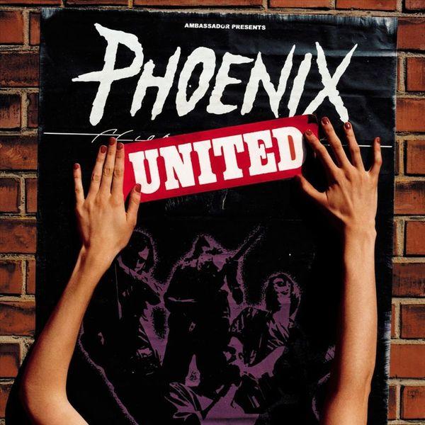 Phoenix Phoenix - United phoenix phoenix united alphabetical 2 lp