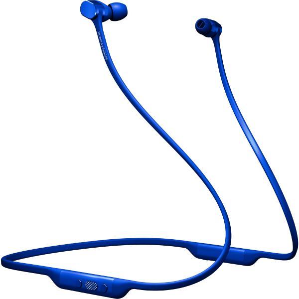 Беспроводные наушники B&W PI3 Blue фото