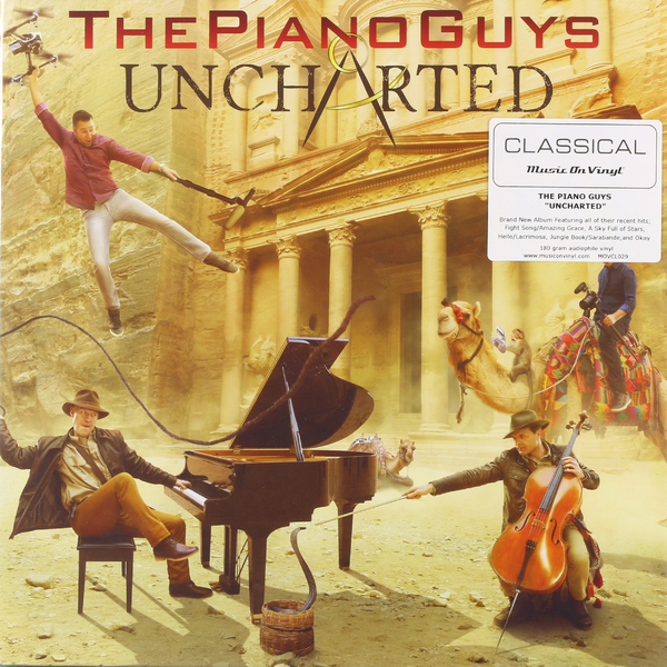 Piano Guys Piano Guys - Uncharted (180 Gr) big stand up лучшее за 2018 год 2019 01 03t20 00