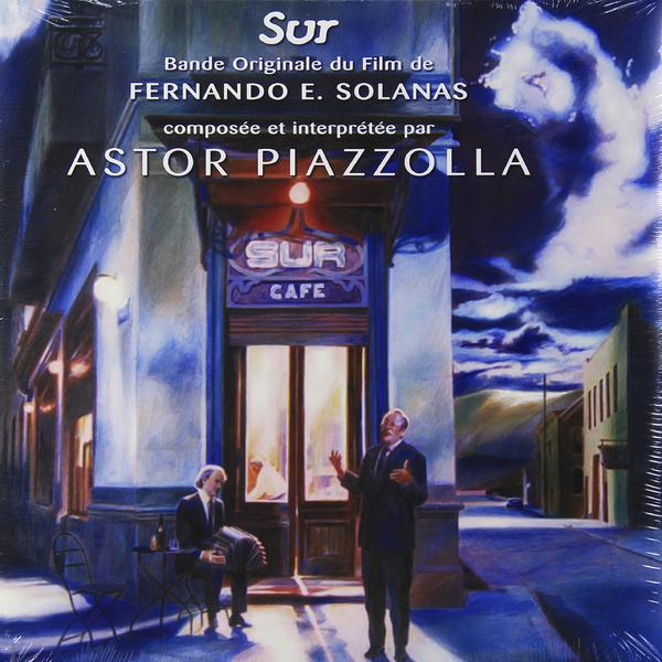 Astor Piazzolla Astor Piazzolla - Sur astor piazzolla tangos