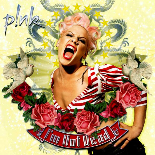 PINK - Im Not Dead (2 LP)