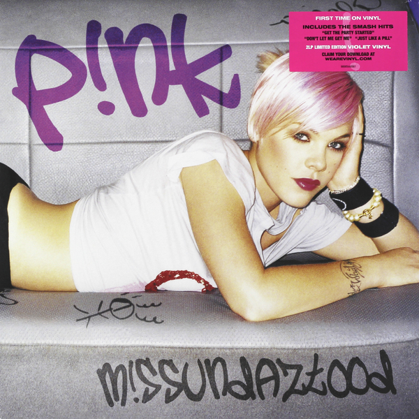 PINK PINK - M!ssundaztood (2 Lp, Colour) pink pink m ssundaztood 2 lp